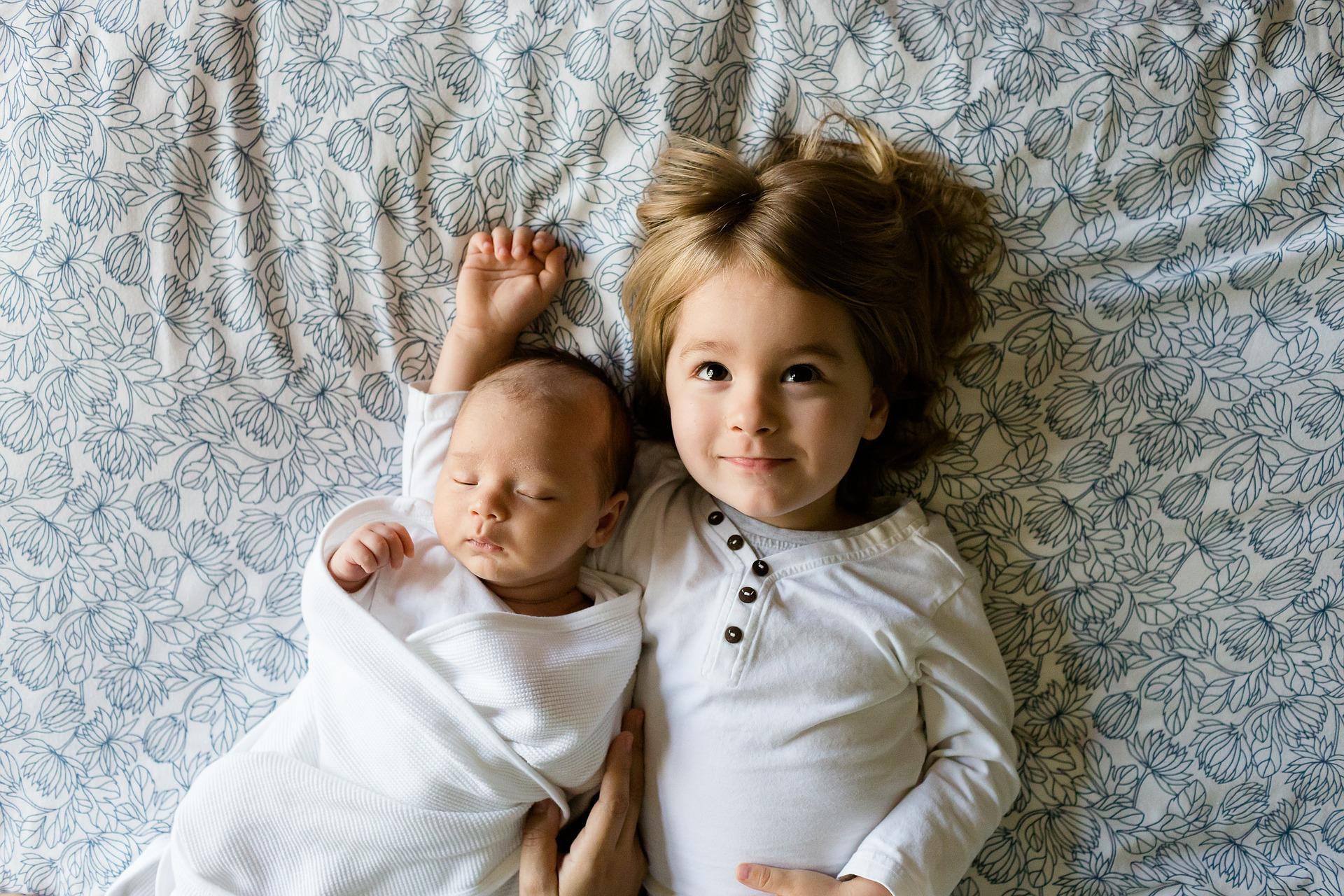 Jakie łóżko wybrać dla rodzeństwa?