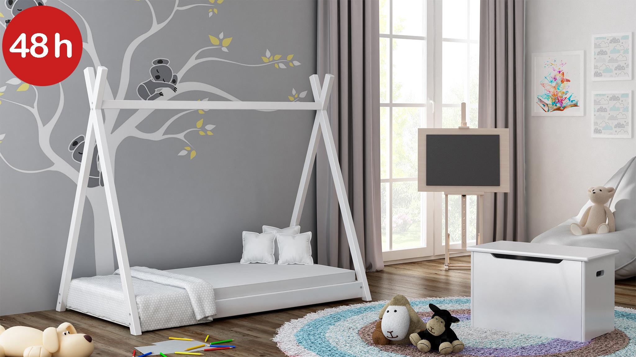 Oryginalne łóżko dla dziecka