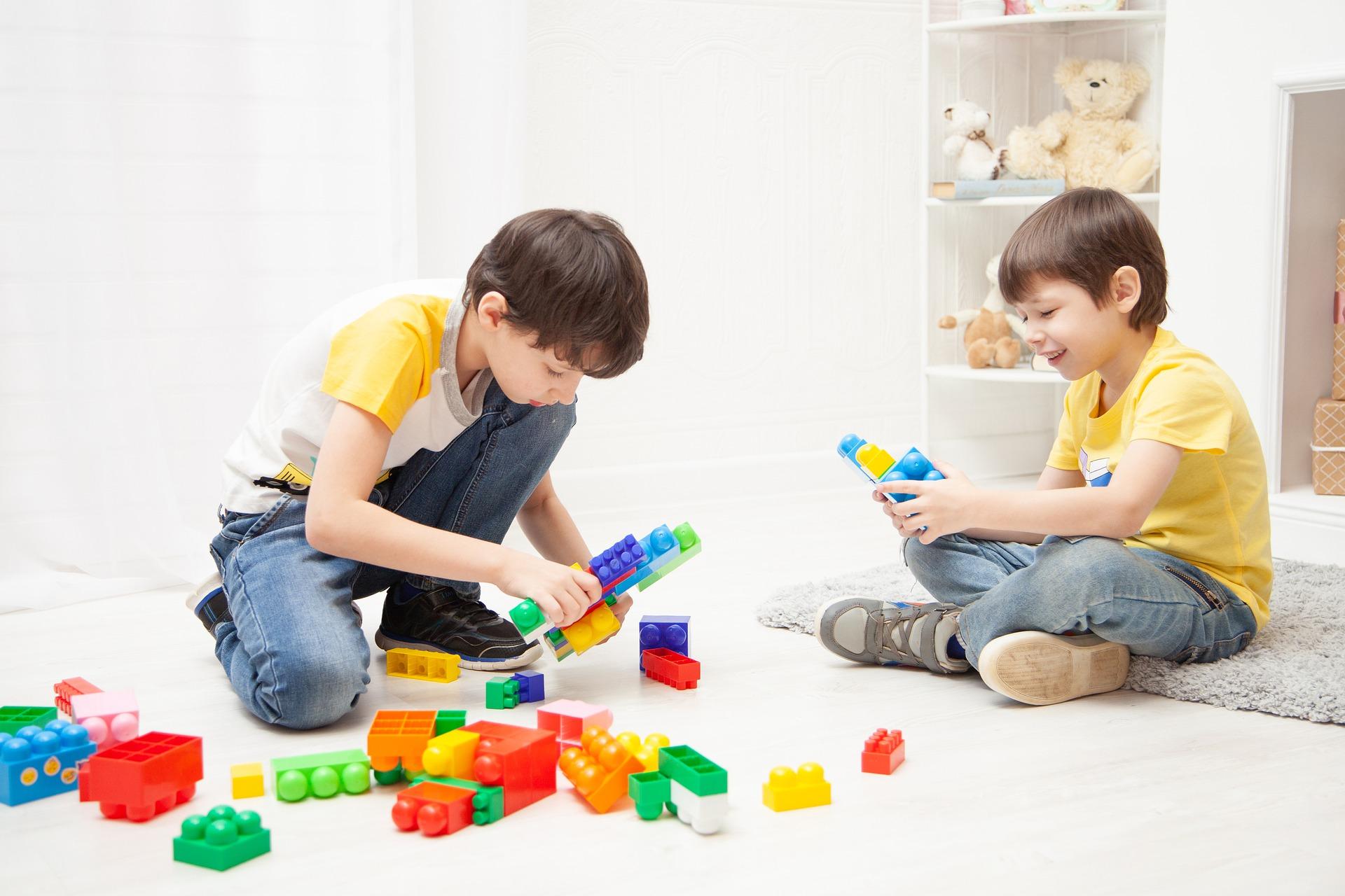 Jaki pokój sprzyja harmonijnemu rozwojowi przedszkolaka?